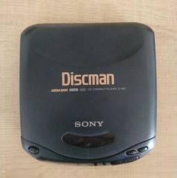 Vendo Discman Sony - Poços de Caldas