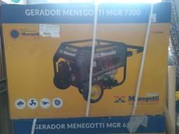 Gerador Menegotti 7300.