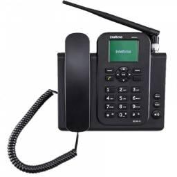 Telefone Rural Intelbras Com Roteador Wifi - 3g - Novo/Garantia