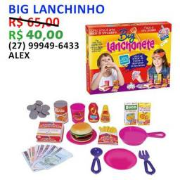 Lanchonete Crec Crec Big Star