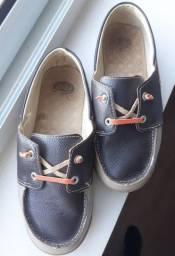 Sapato infantil - mocassim - menino