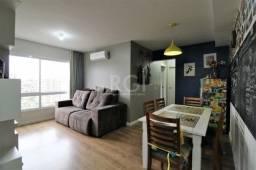 Apartamento à venda com 2 dormitórios em Jardim carvalho, Porto alegre cod:VP87818