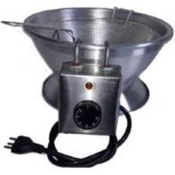 Título do anúncio: Fritador Fritadeira Elétrica 3 Litros Alumínio Pratic  110v