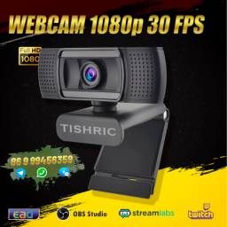 WebCam 1080p 30fps OBS, Skype