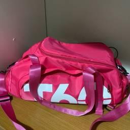 Bolsa/Mochila Rosa Pink T60