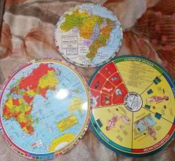 Discos geográficos