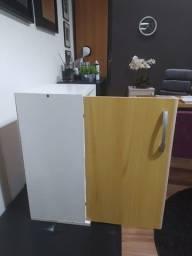 Armário suspenso simples - 1 Porta