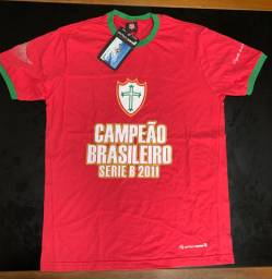 Camisa Portuguesa Campeã Série B 2011 M
