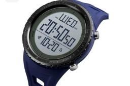 Relógio skmei prova d'água original várias funções