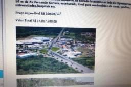 Excelente área comercial Trevo Tijucal Cuiabá - MT