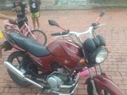 Vendo ou troco está moto factor 125 - 2012