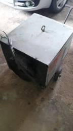 Máquina de solda banbozzi 450 Ampére tri faze