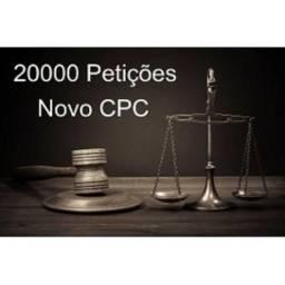 Coleção de acervo completo de petição 17.000 mil modelos