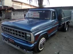 Caminhão Ford F-4000 - 1984