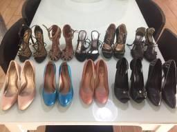 Sandálias e Sapatos