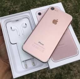 IPhone 7 Com Todos Os acessórios