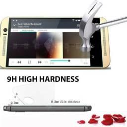 Película de vidro para o smartpone HTC M9