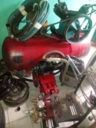 Vendo compressor 200 lts