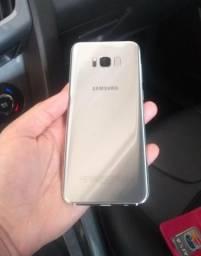 Samsung S8 Plus Prata