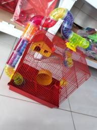 Gaiola para hamster e roedores