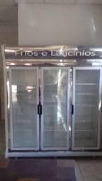 Geladeira de 3 porta frios lacticinios
