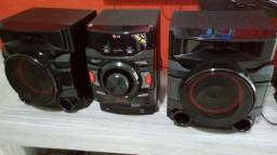 Mini System LG XBoom 440W