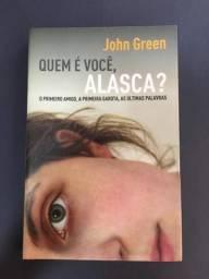 Livro: quem é você, Alasca?