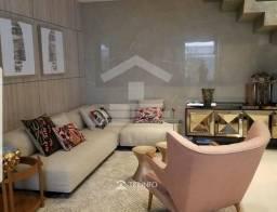 Casa em Condomínio Alto Padrão | 4 Suítes + 1 Quarto | Projetada |