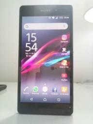 Vendo Sony Xperia Z2 Preto barato e funcionando tudo