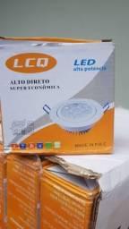 Spot led 7w lampada branca
