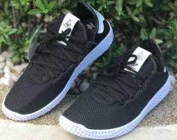 Tênis Adidas Pharrell Wiliians Black 48f7f76e9fc14