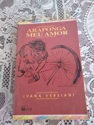 Livro Araponga, meu amor