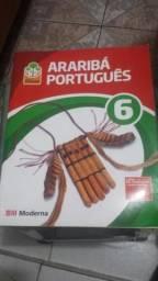 Livro De Portugues Do Professor Com Respostas -Arariba vol 6 Novo