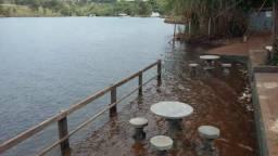 Disponível esse final de semana rancho Bela Vista 2 beira da represa de Miranda