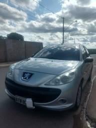 Peugeot 207 XR completo 1.4 Flex - 2011