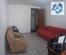 Apartamento m², São Gerardo, 3 quartos, 1 vaga, posição Sul.