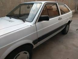 Gol quadrado CL 1.6 gasolina troco por moto - 1990