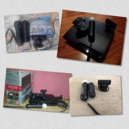 Playstation 3 Slim Completo!