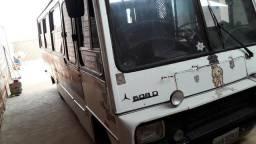 Micro ônibus 608 moto home - 1981