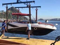 Lancha Fs 215 2017 c/Cabine Motor 4 tempos ñ Coral,Ventura,Triton,Real,Focker,Nx,Phantom - 2017