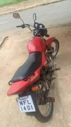 Moto de leilão  - 2004