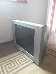 TV tubo SONY 29 polegadas funcionando