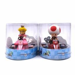 Action Figures Miniaturas Mario Kart