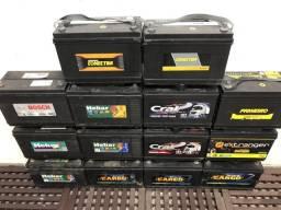 Baterias 100ah seminovas só 169,00
