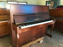 Piano fritz d. modelo 102 imbuia coisa rara