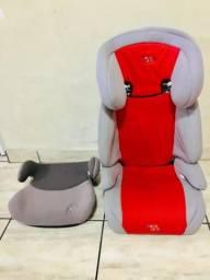 Cadeira Infantil para veículos + assento elevado