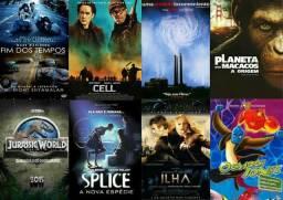 370 Filmes, shows, desenhor e etc