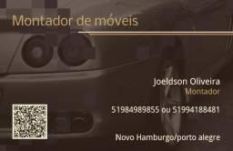 Montador de móveis joeldson