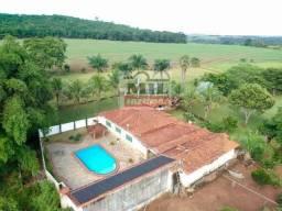 Fazenda 30 alqueires ( 145,20 ha ) Guapó-GO soja e pecuária