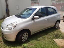Nissan march 1.0 S - 2013/2014 - completo - R$ 22.000,00